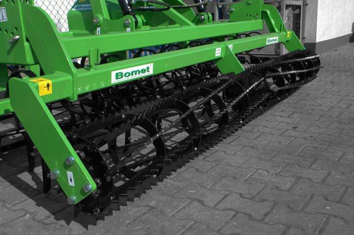 Bomet u223 hydraulische schijveneg - 560mm
