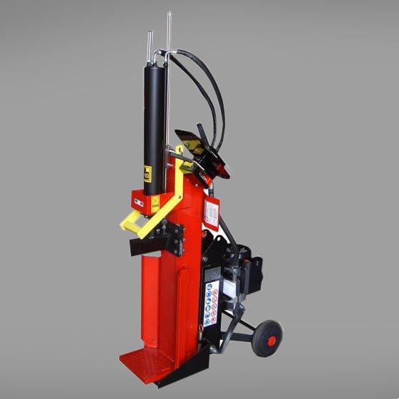 Ceccato houtklover 10t - electrisch