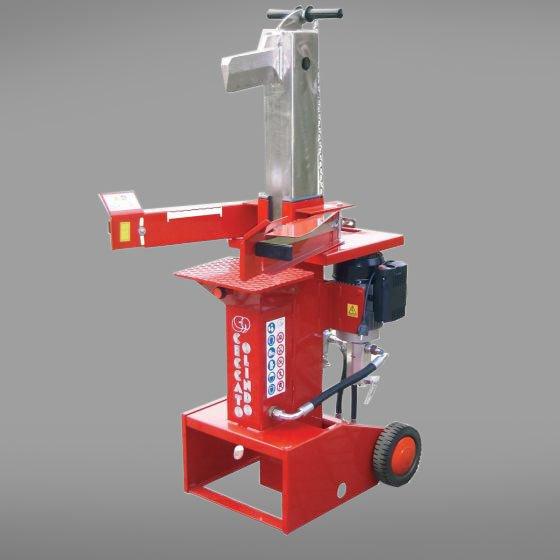 Ceccato houtklover 12 ton - electrisch