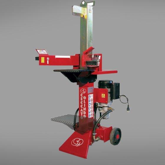 Ceccato houtklover 8t - electrisch -100cm
