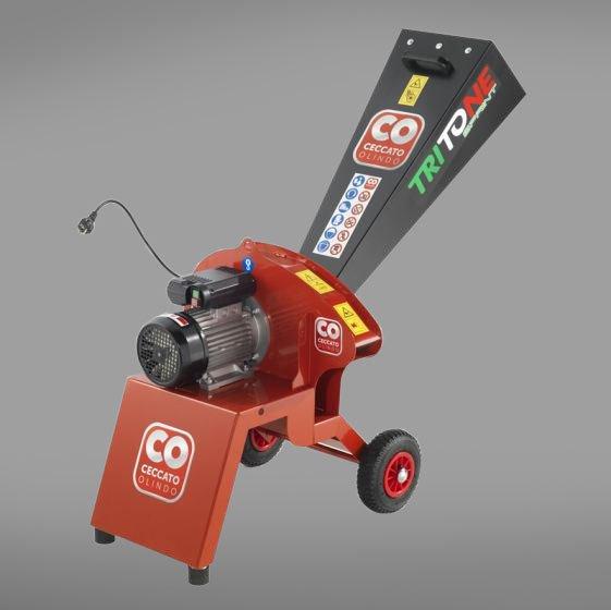 Ceccato Olindo Tritone Sprint 400V - 4cm