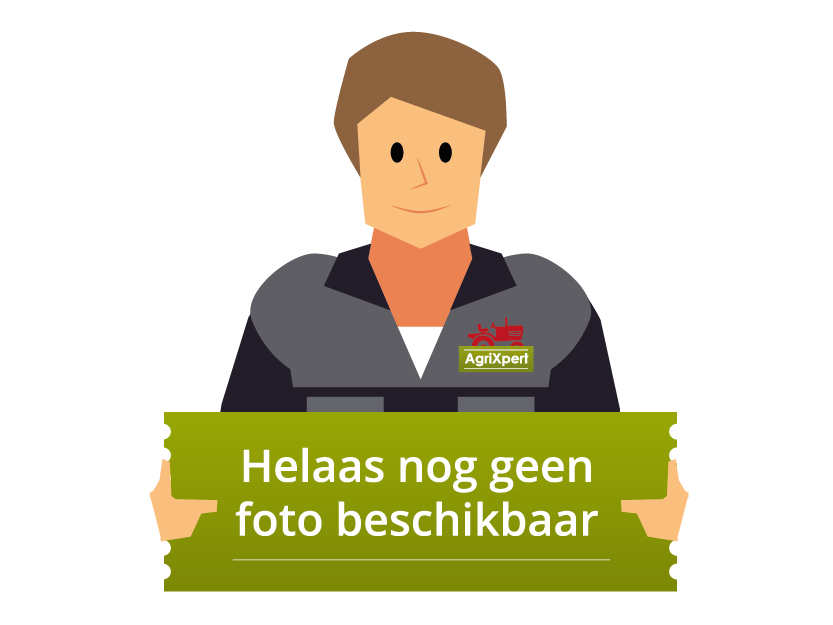 Manitou Hoogkiepbak 2.00m
