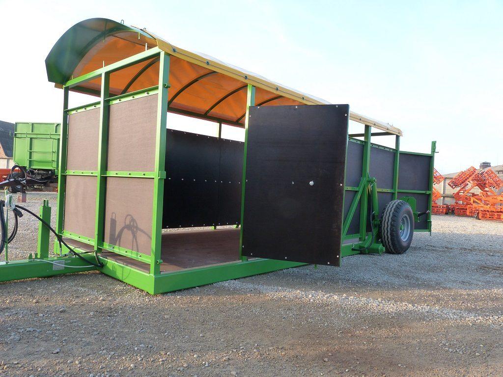 Laumetris veewagen 8 ton