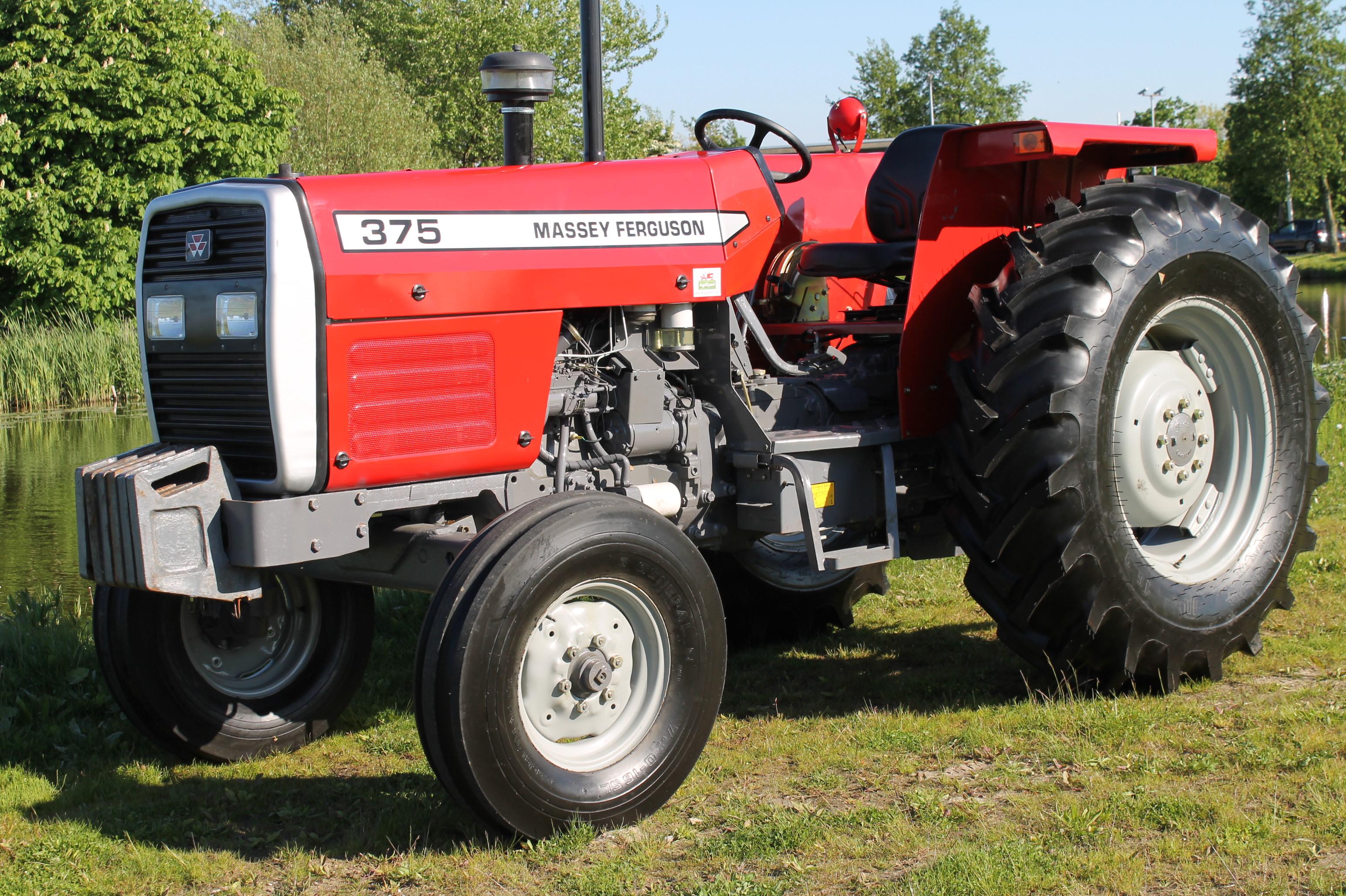 Massey-Ferguson 375 2wd
