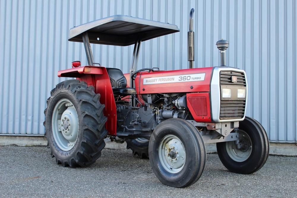 Massey-Ferguson 360 Turbo 2wd