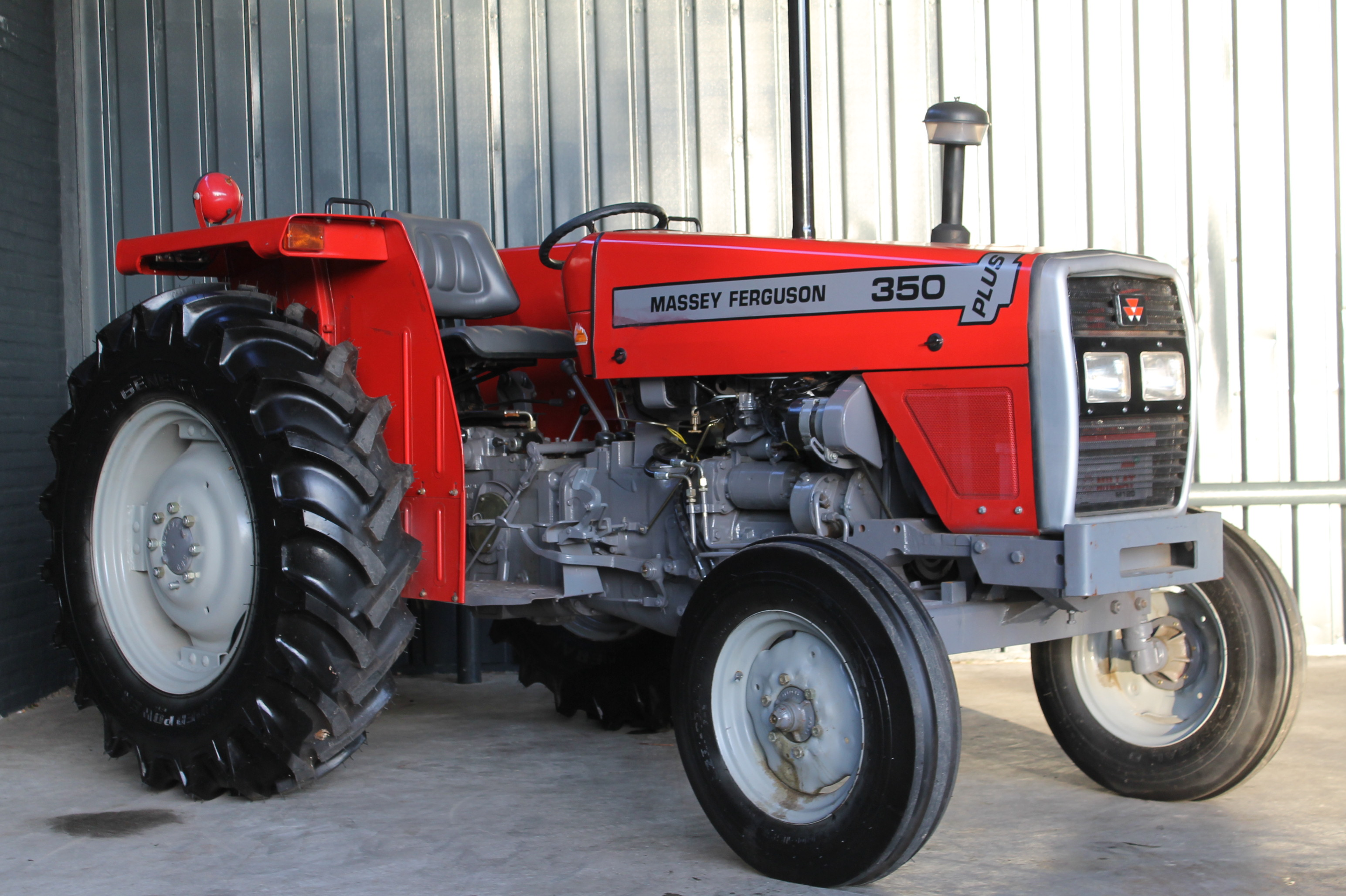 Massey-Ferguson 350 2wd
