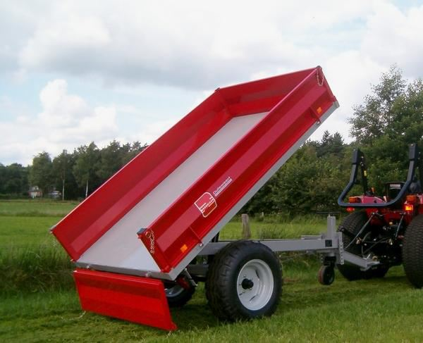 Morgnieux RT 2300 H kipper