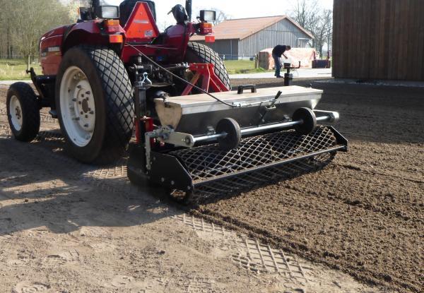 Rotoreg + Zaaikit MGT 1500