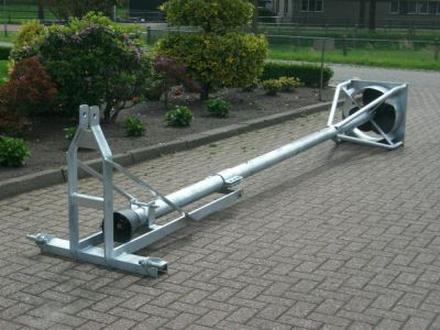 HS Mestmixers 60x60 4.6m mks