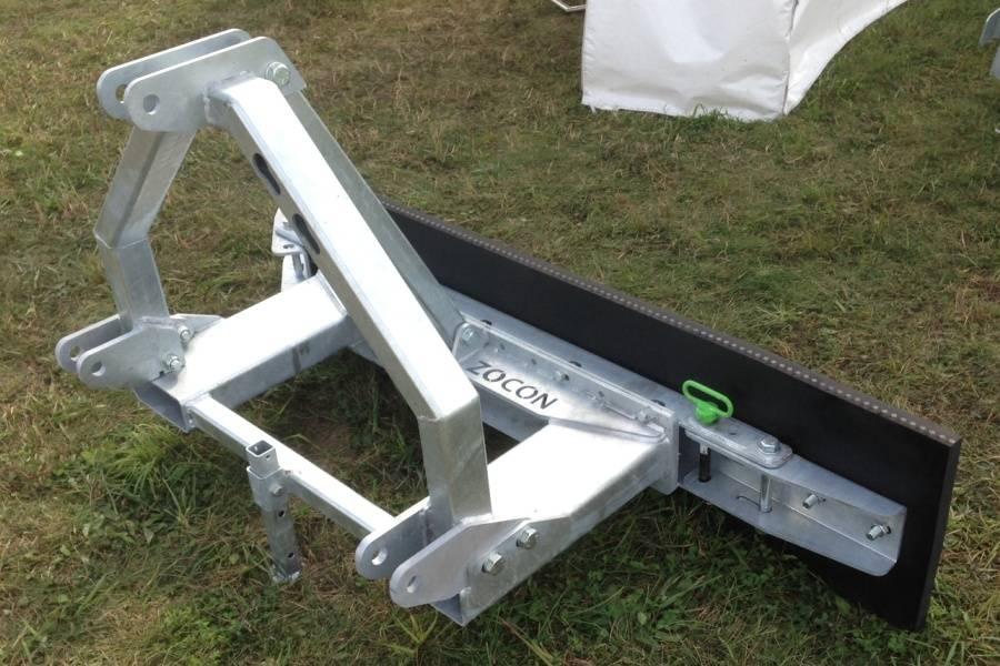 Zocon Standaard Rubberschuif RS-S190