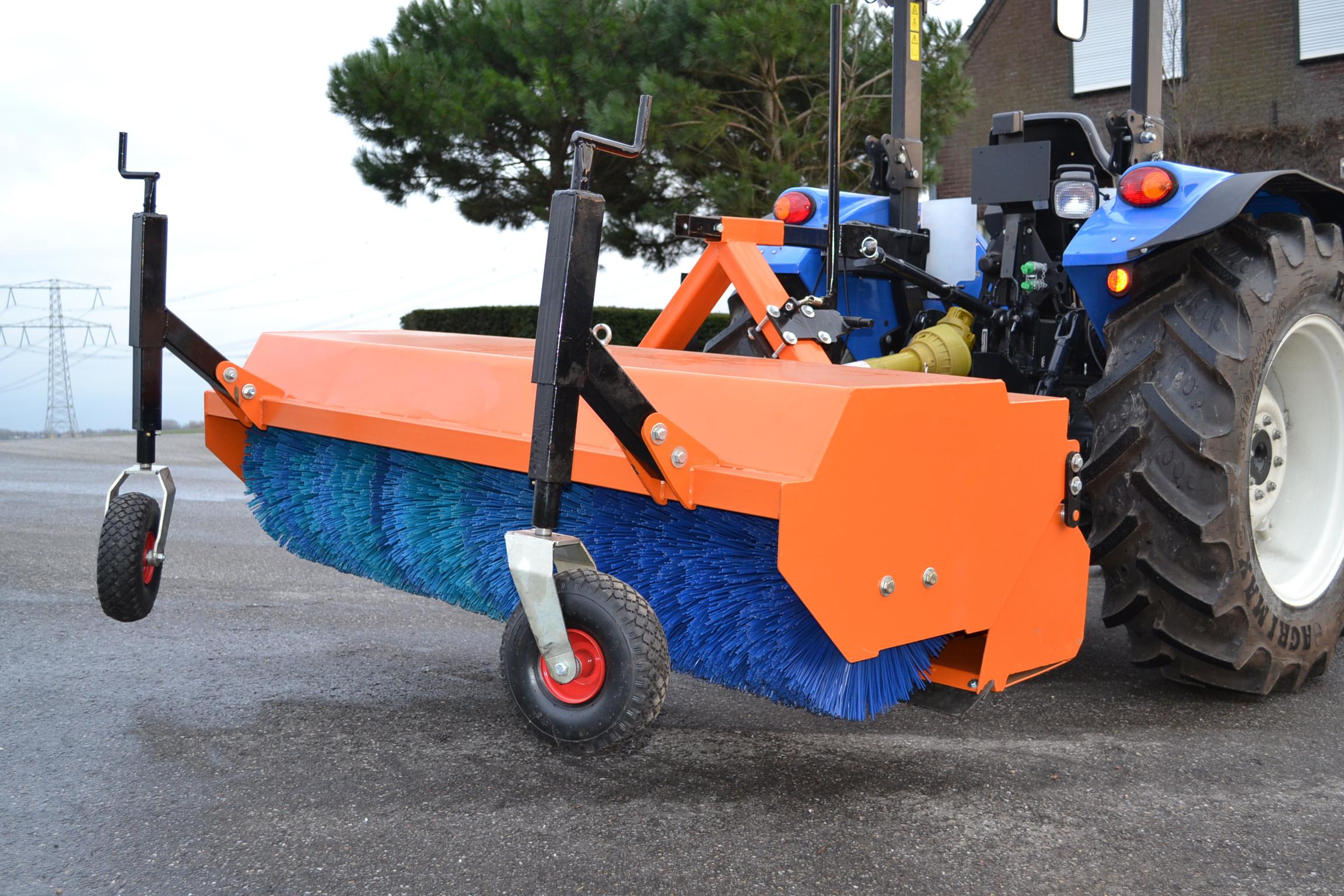 Kraffter VM-115 Veegmachine
