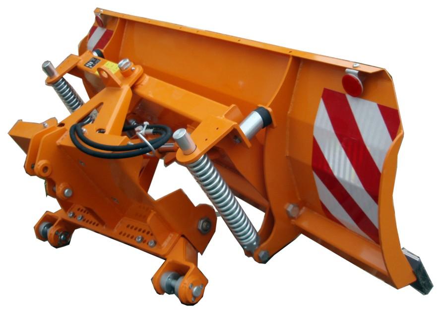 Kraffter SS1400 Sneeuwschuif
