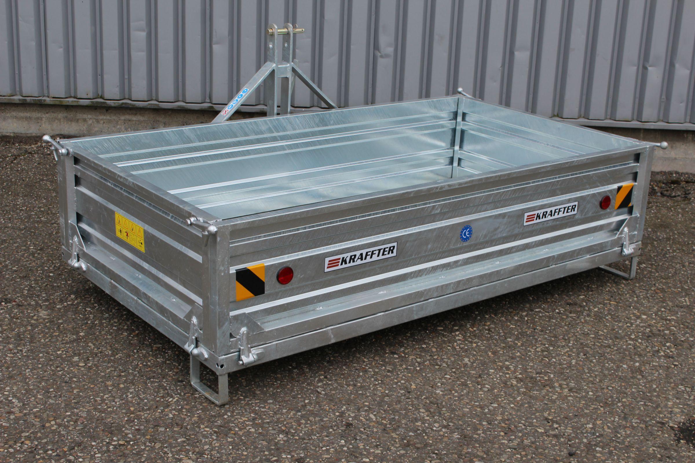 Kraffter Transportbak 200