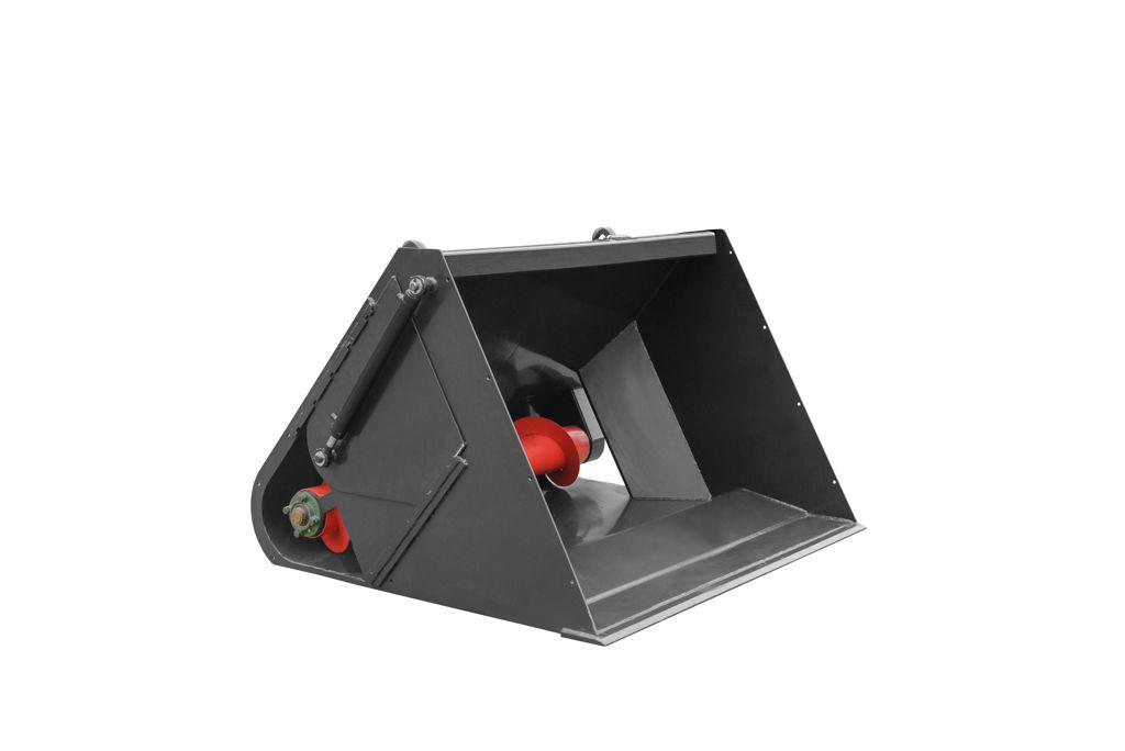 Terex Voerdoseercontainer 1.40m