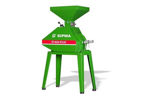 Sipma ZP7530 graanpletter