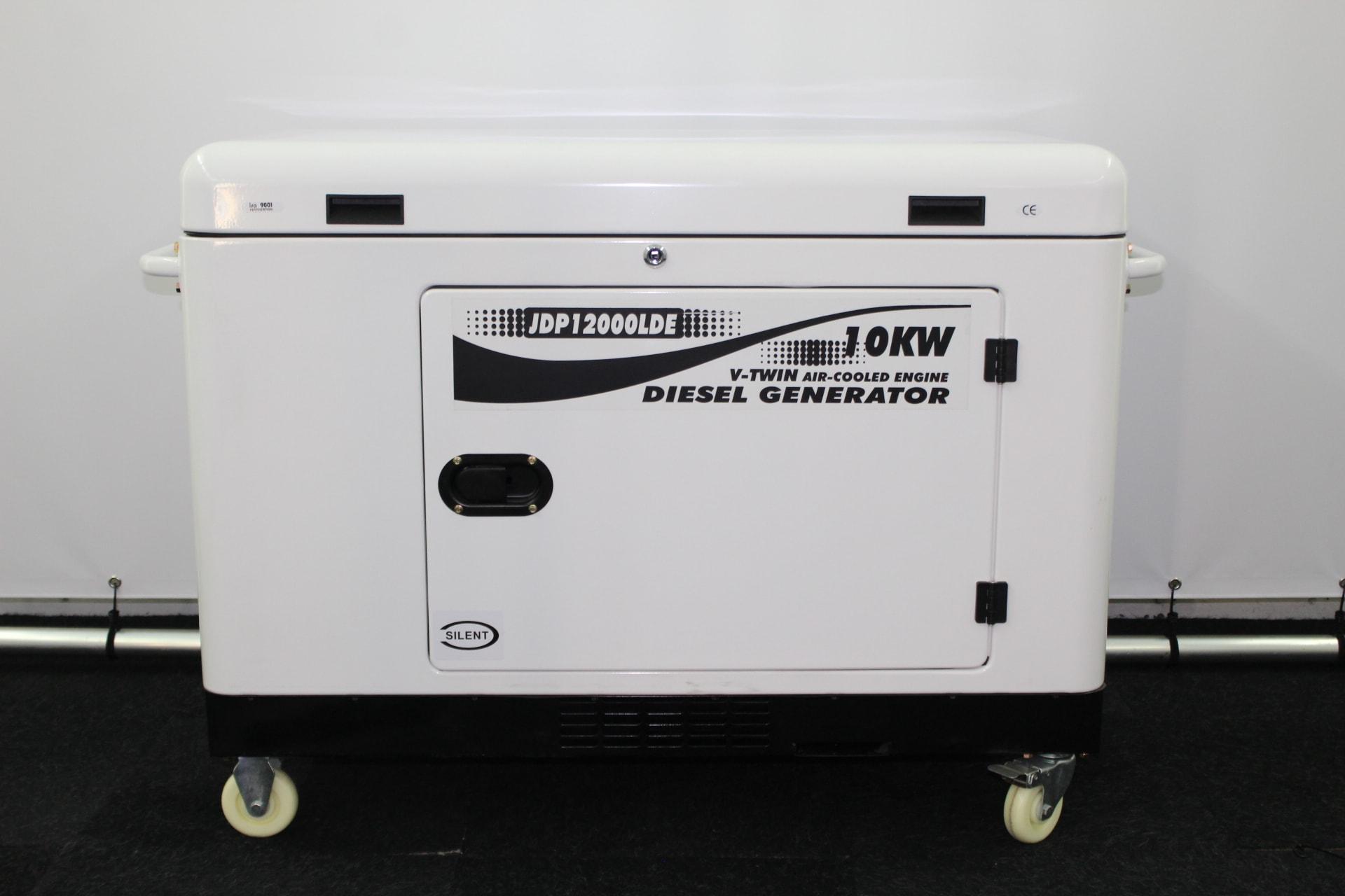 JDP Diesel aggregaat 12000