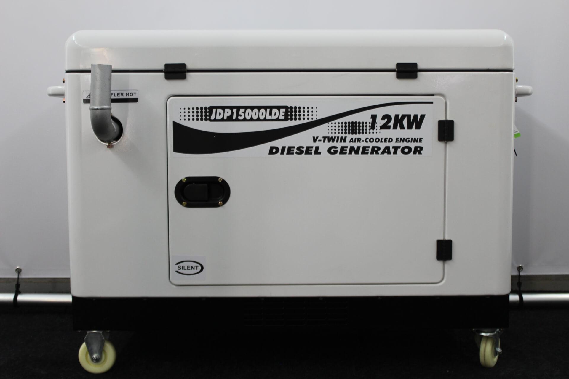 JDP Diesel aggregaat 15000