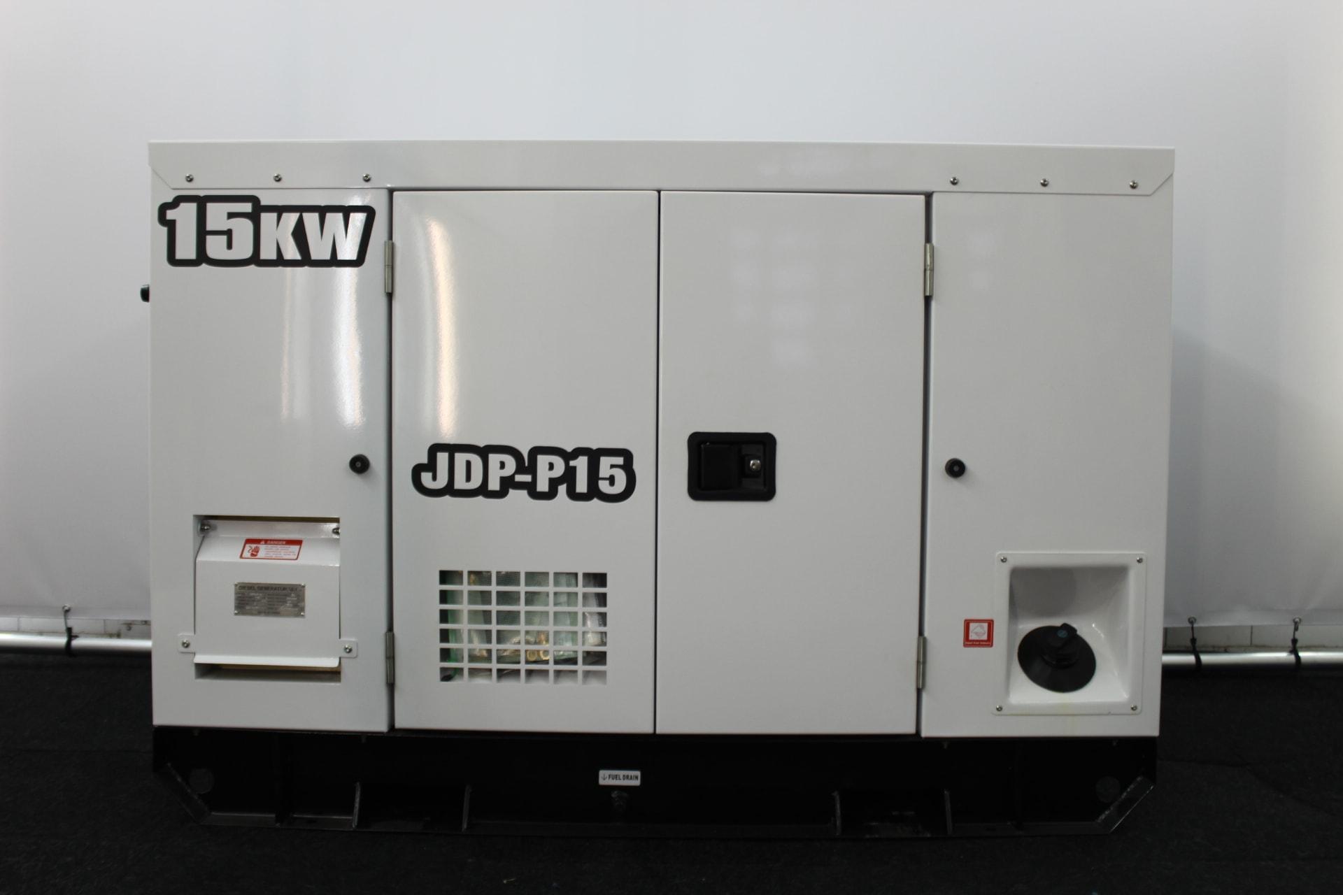 JDP Diesel aggregaat P15