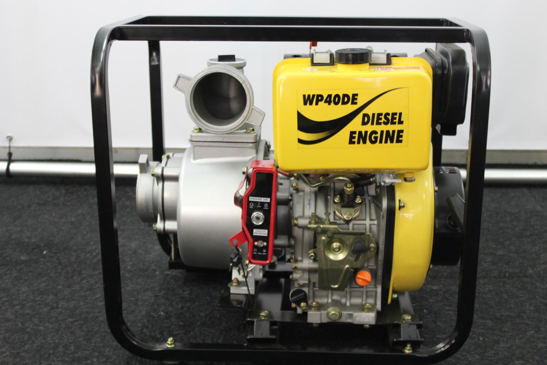 JDP Diesel waterpomp 40