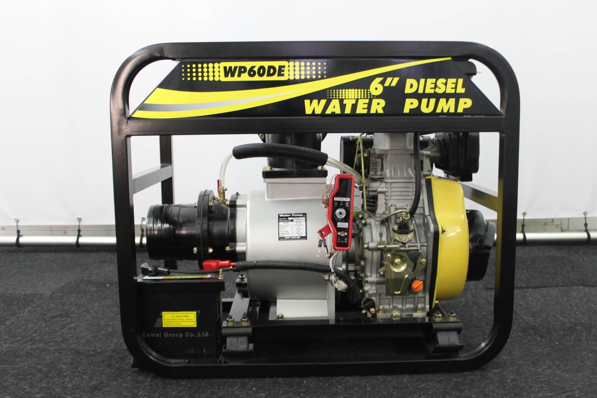 JDP Diesel waterpomp 60