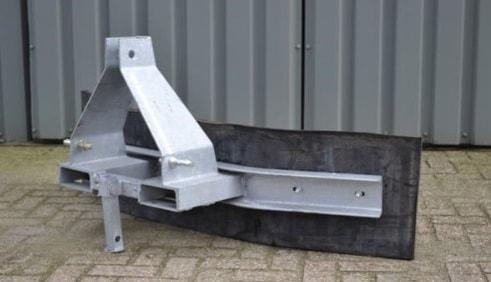 Kraffter Rubberschuif 155