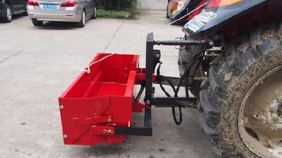 Kraffter Grondbak & Transportbak 2.0m