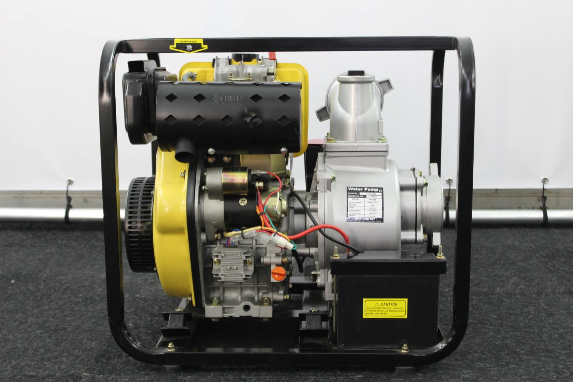 JDP Diesel waterpomp 20