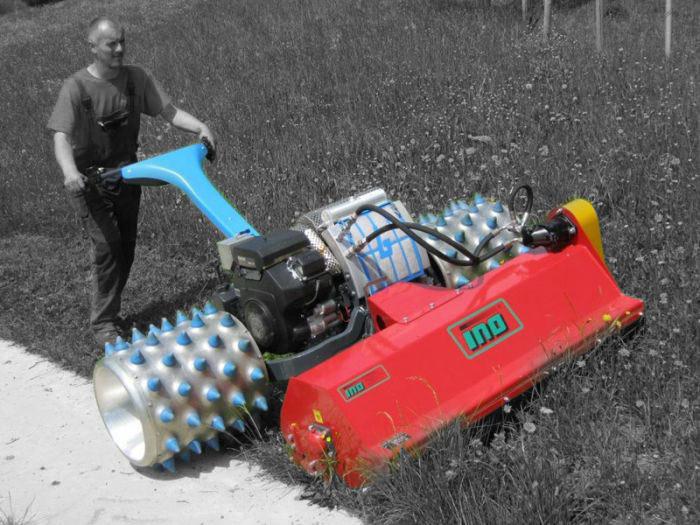 Ino Alpin 130 Hydraulische klepelmaaier