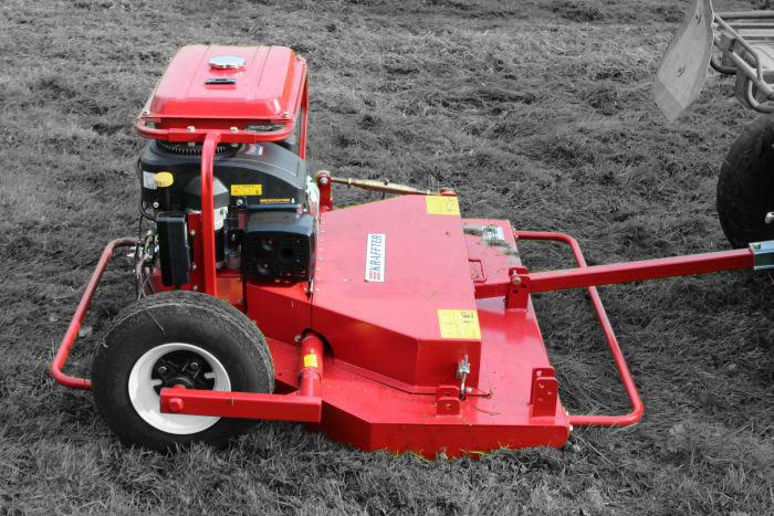 Kraffter ATV/Quad cirkelmaaier 120