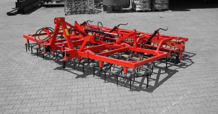 Kraffter Cultivator 3.3m HR