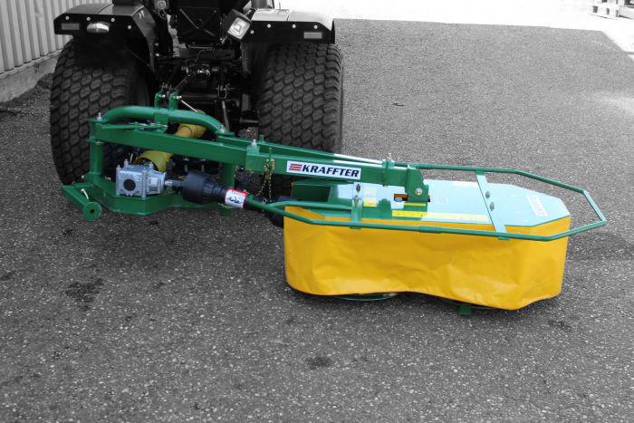 Kraffter Cyclomaaier Compact 140