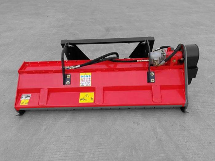 Kraffter hydraulische klepelmaaier 125 TBV Shovel