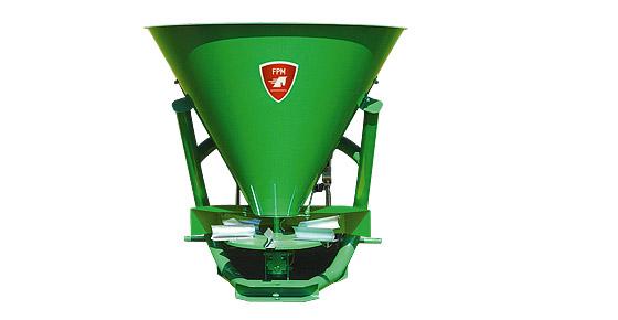 Zoutstrooier 500 liter