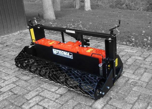 Rotoreg + Zaaikit MGT 1800
