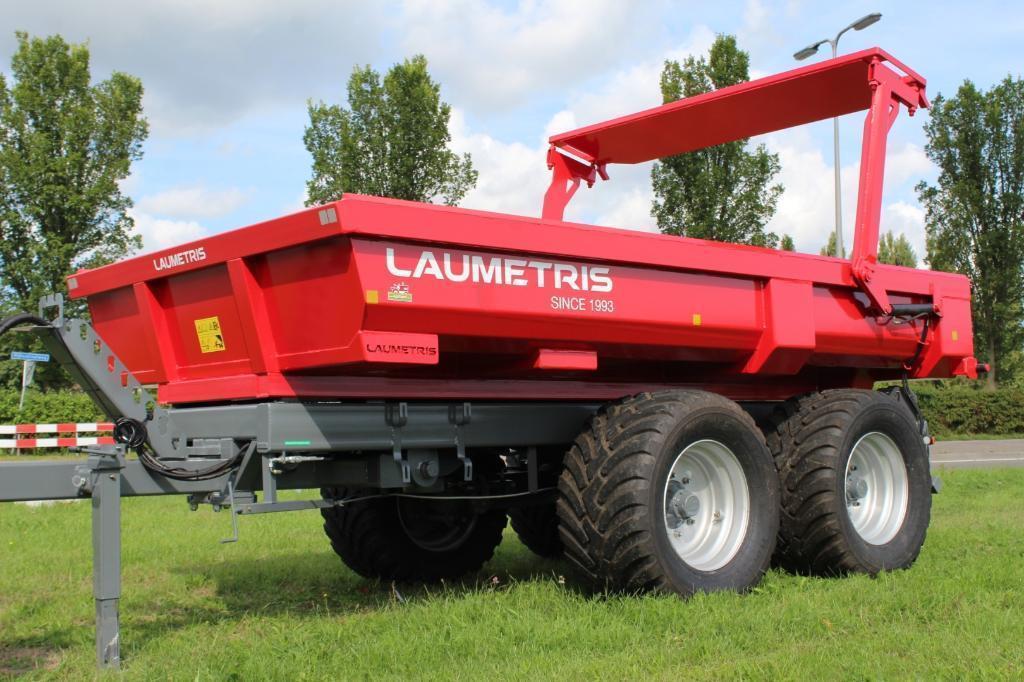 Voorraadactie: Laumetris zandkipper PTL-10S incl. Banden